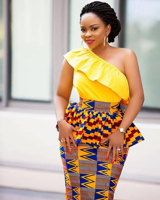 Check Out these Ghanaian Kente Styles Defiantly Worth Cherishing.