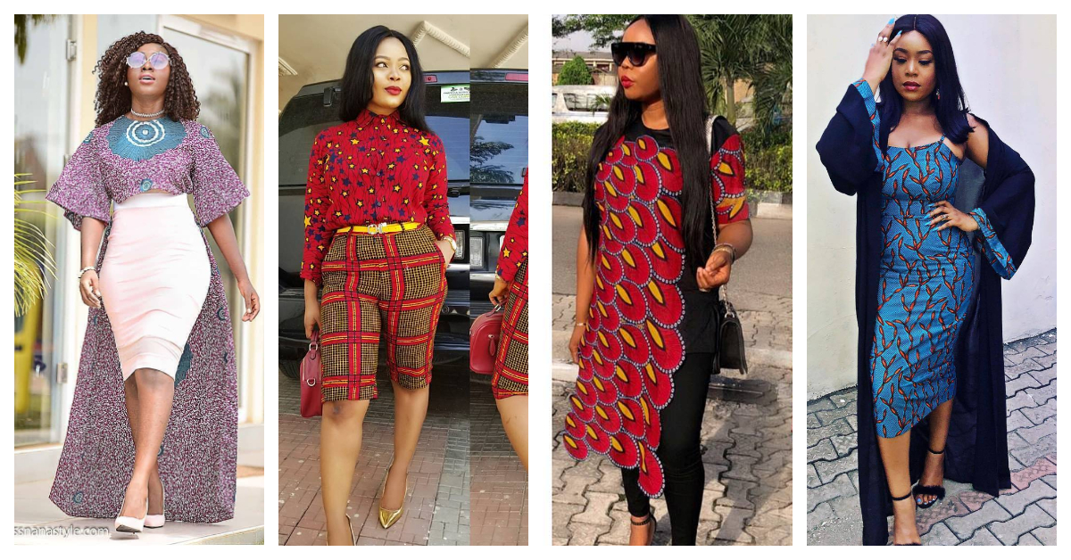 Fabulous And Stunning-The Ankara Styles We Saw Over The Weekend.