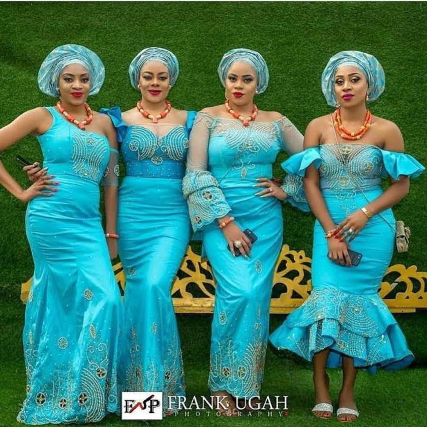 These Sexy Lace Asoebi Styles Are Sugar And Spice, Everything Nice! wow! check out these aso ebi styles that would make you slay WOW! CHECK OUT THESE ASO EBI STYLES THAT WOULD MAKE YOU SLAY asoebi Photo  frankugahphotography amillionstyles