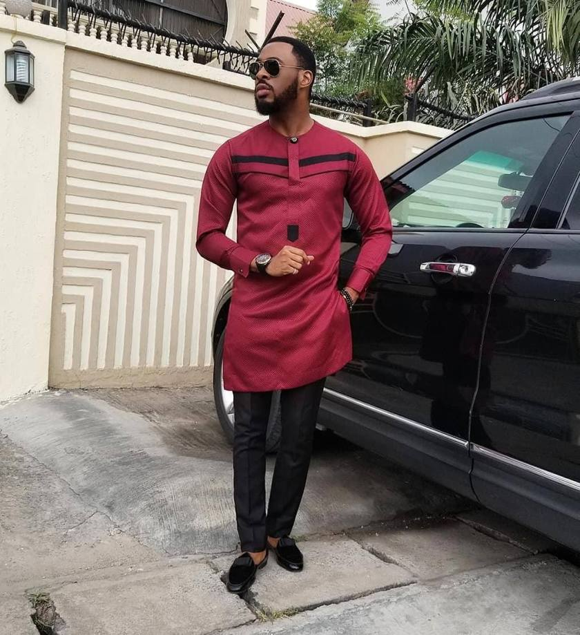 Are You Feeling These Sexy Male Traditional Outfits Or Nah??