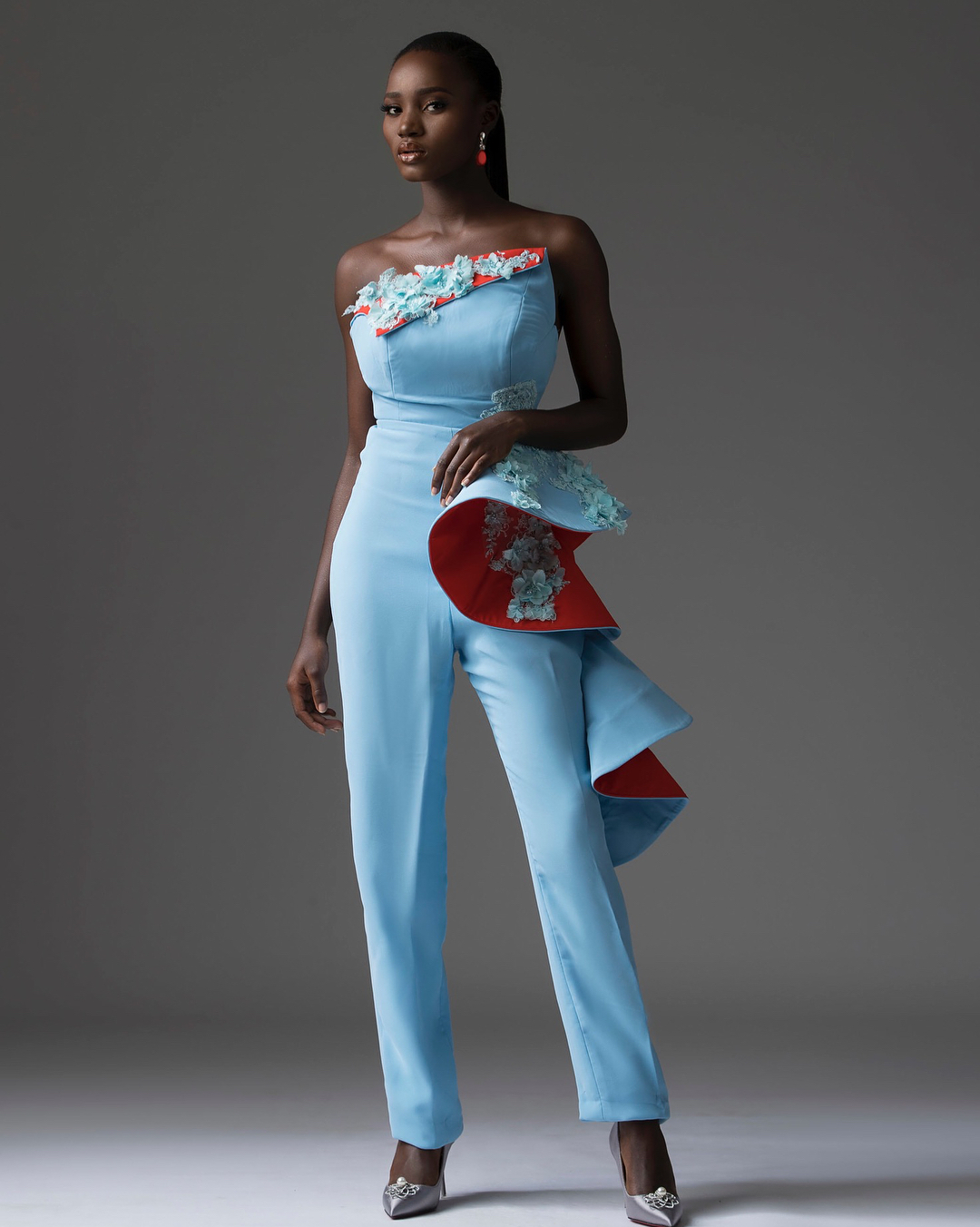 "Designer, Tubo Debuts ""Her Form"" Collection"