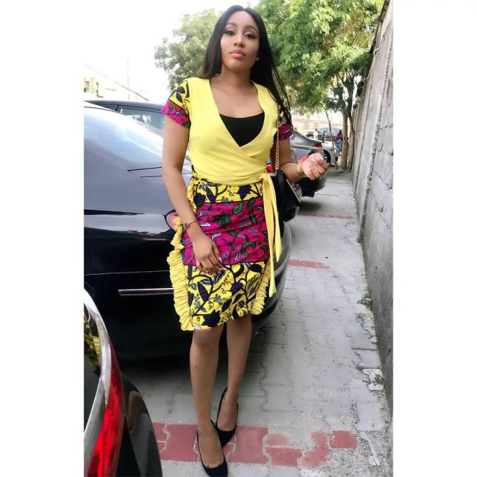 Beautiful Mid-Length Ankara Styles