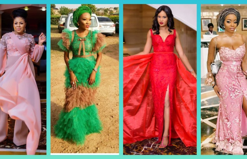 Here Are Our Favourite Lace Asoebi Styles