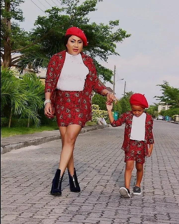 Cute Kids-Parents Fashion Twinning Styles Lookbook 11