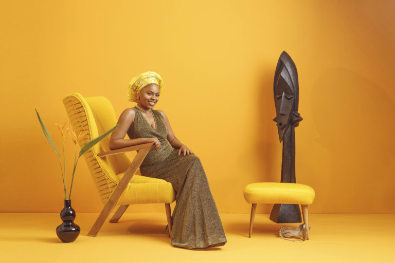 Nigerian fashion brand Ilé-Ilà Introduces the Àdùnní Chair