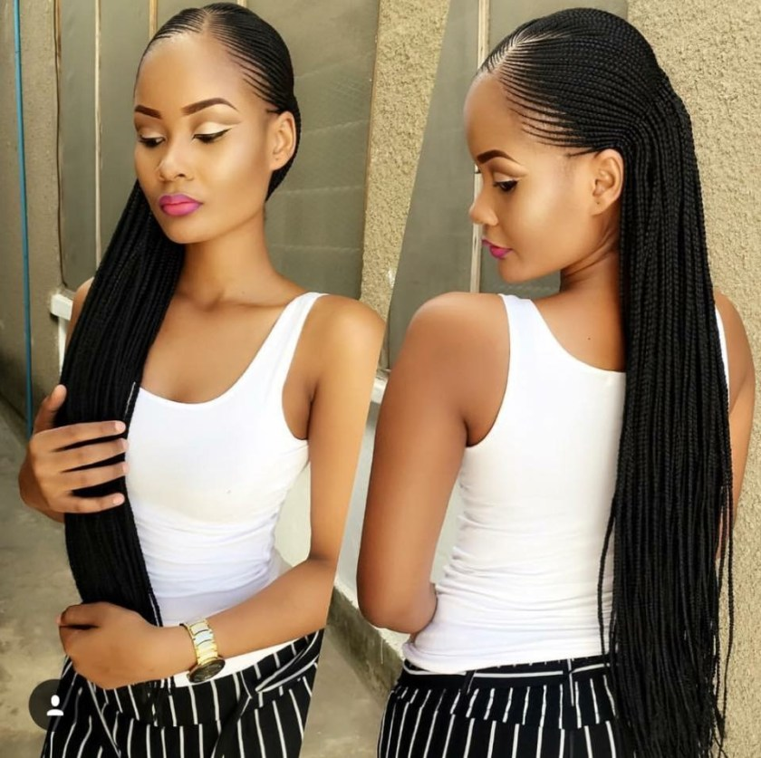Get Your Braid And Weave Game On In Any Of These Styles