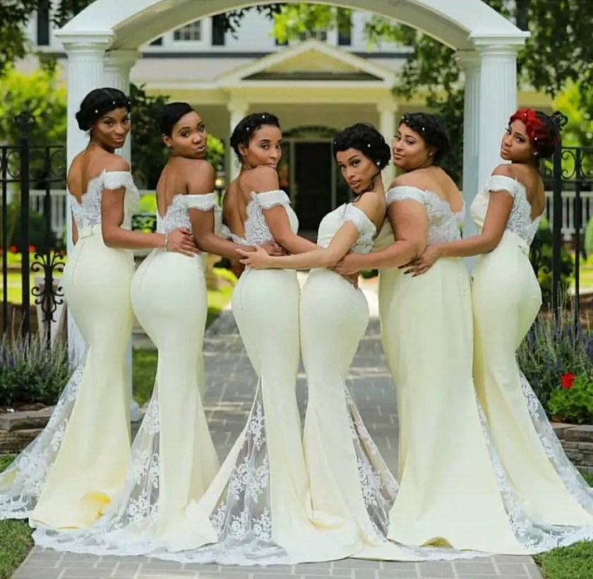 Twenty Beautiful Bridesmaid Dresses For Your Big Day