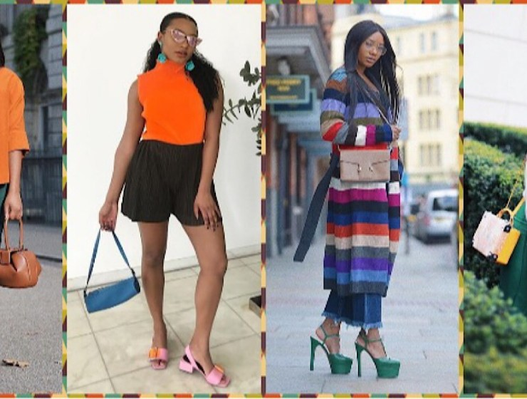 WCW: We Love Temi Otedola's Colorful Style