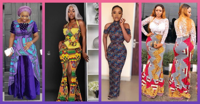 Start Off April In Stylish Ankara Outfits