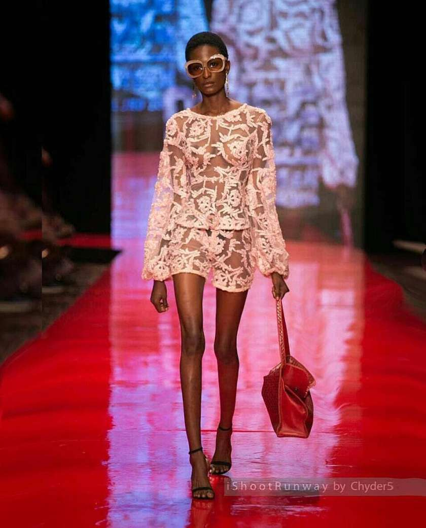 Runway Pictures From the Arise Fashion Week 2018: Naomi Campbell and More