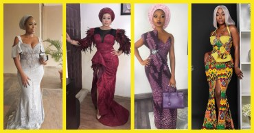 Best Asoebi Styles Of The Week March 31-April 6