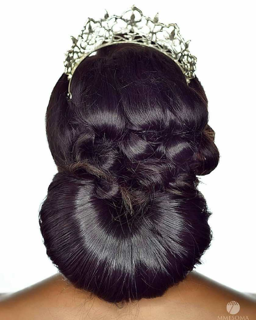 Lovely Bridal Hairstyles That Will Have You Drooling!