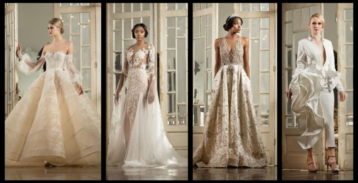 Ese Azenabor Presents Her Romance Bridal Collection