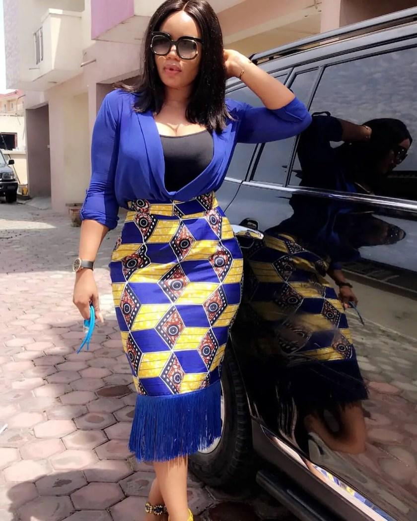 Fringe Asoebi Styles Lookbook 8