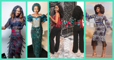 Fringe Asoebi Styles Lookbook 6