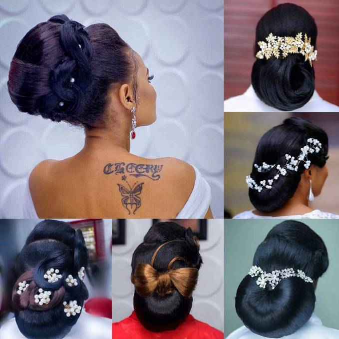 Intricate Hairstyles Suitable For Events