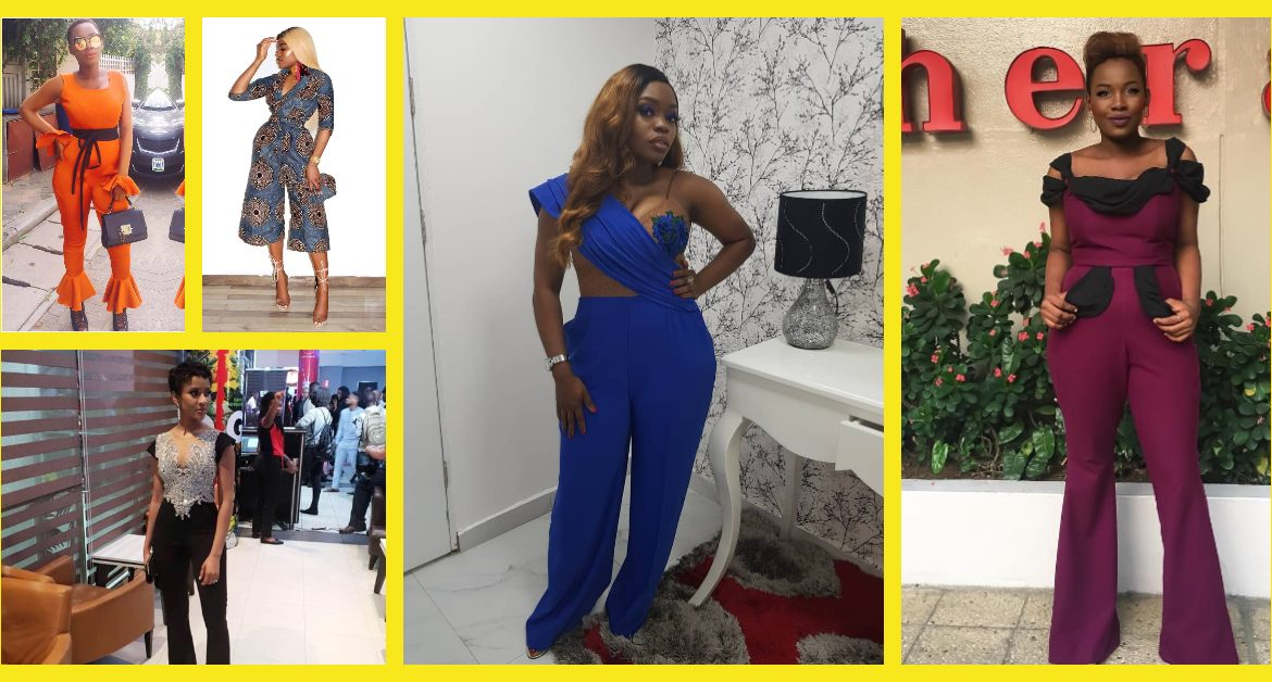 Stay Stylish In These Chic Jumpsuit Styles