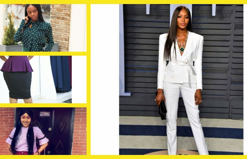 Hottest Work Wear Styles On The Block!
