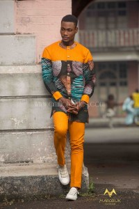 Menswear: Nigerian Designer Marobuk Releases 2018 African Inspired Collection