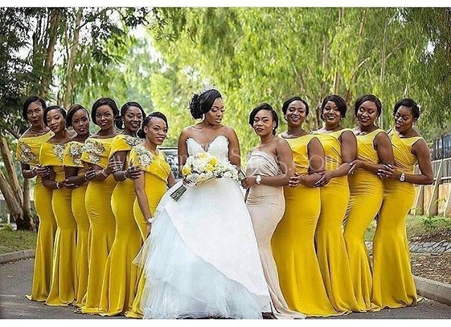 Make Your Bridesmaids Stand Out In These Styles