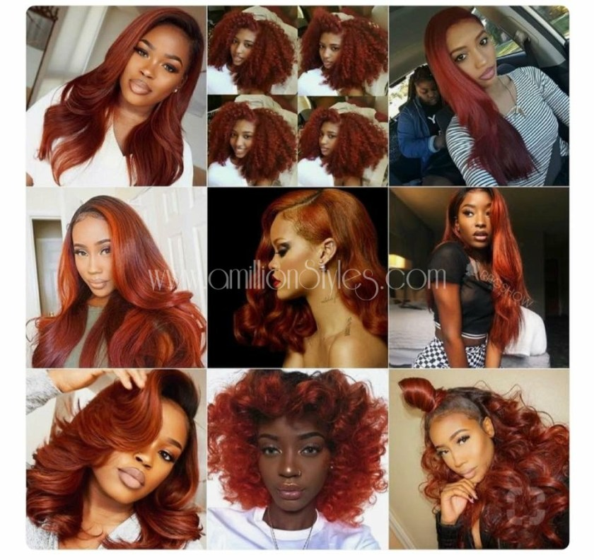 How Daring Are You? Ten Hair Colors You Can Try