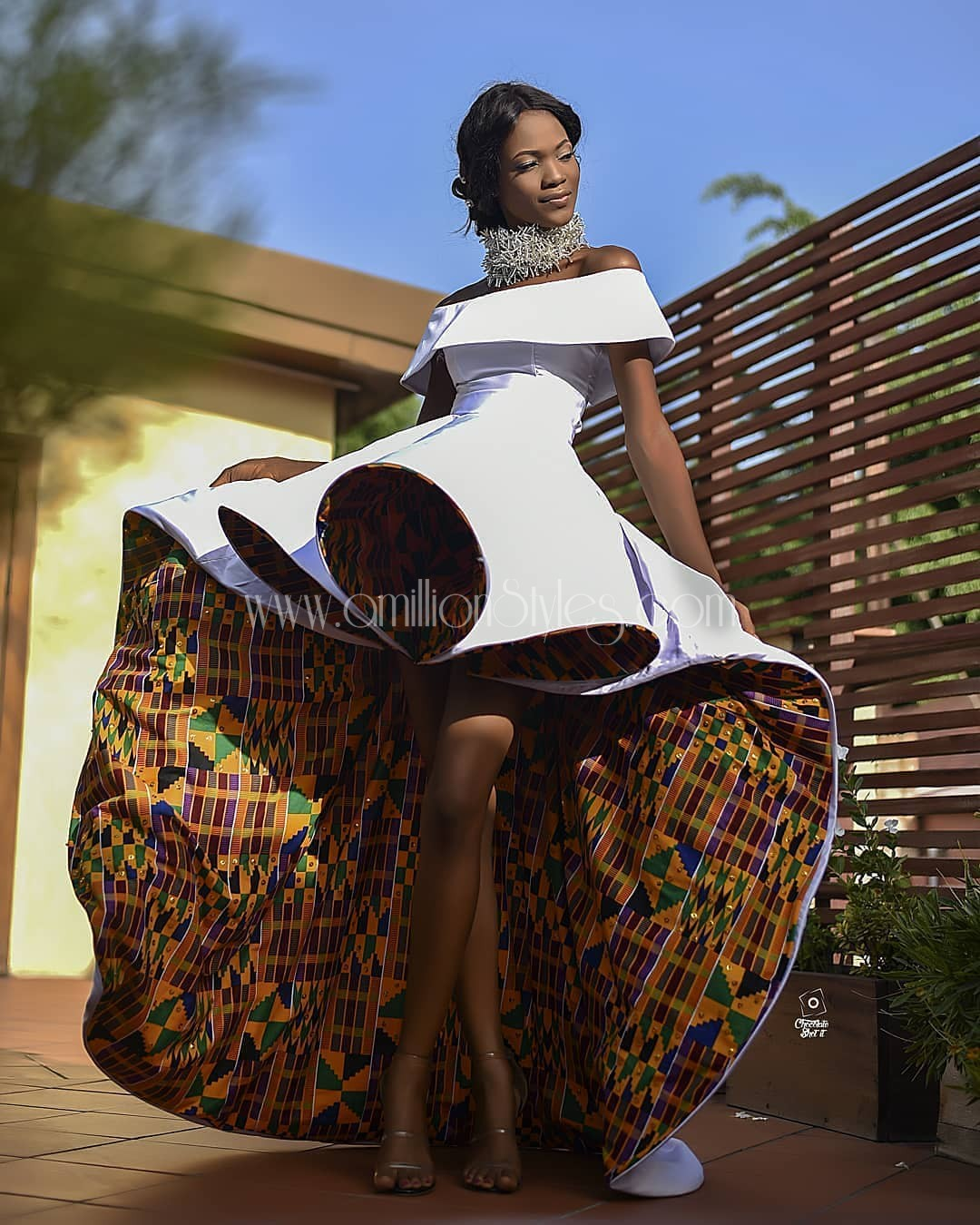 These Lovely Ankara Outfits Are All Shades Of Perfection!