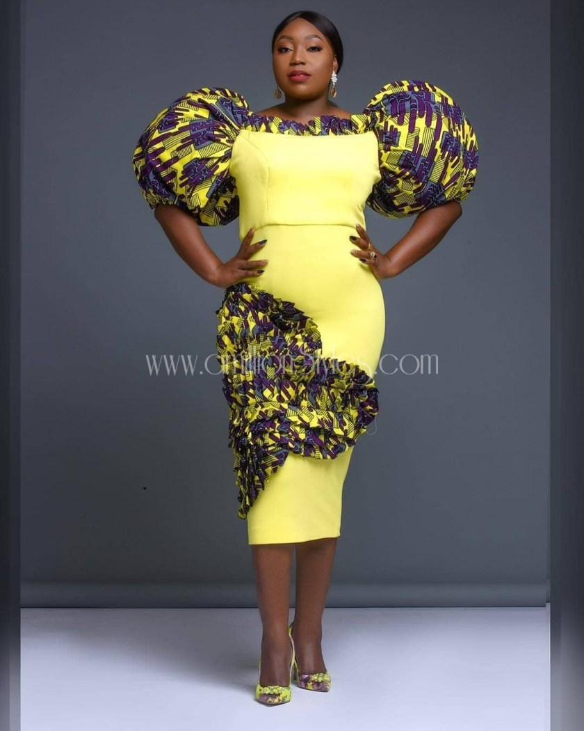 Are You Feeling These Ankara Styles Vibe??