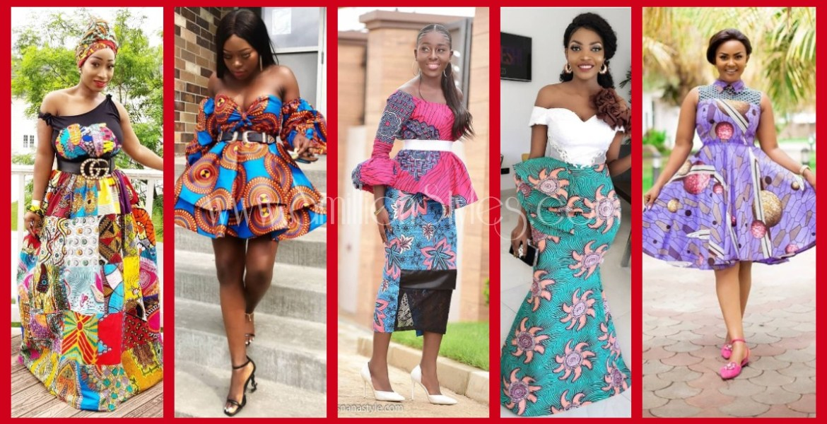 Sweet Sweet Latest Ankara Start To Put You In The Right Mood!