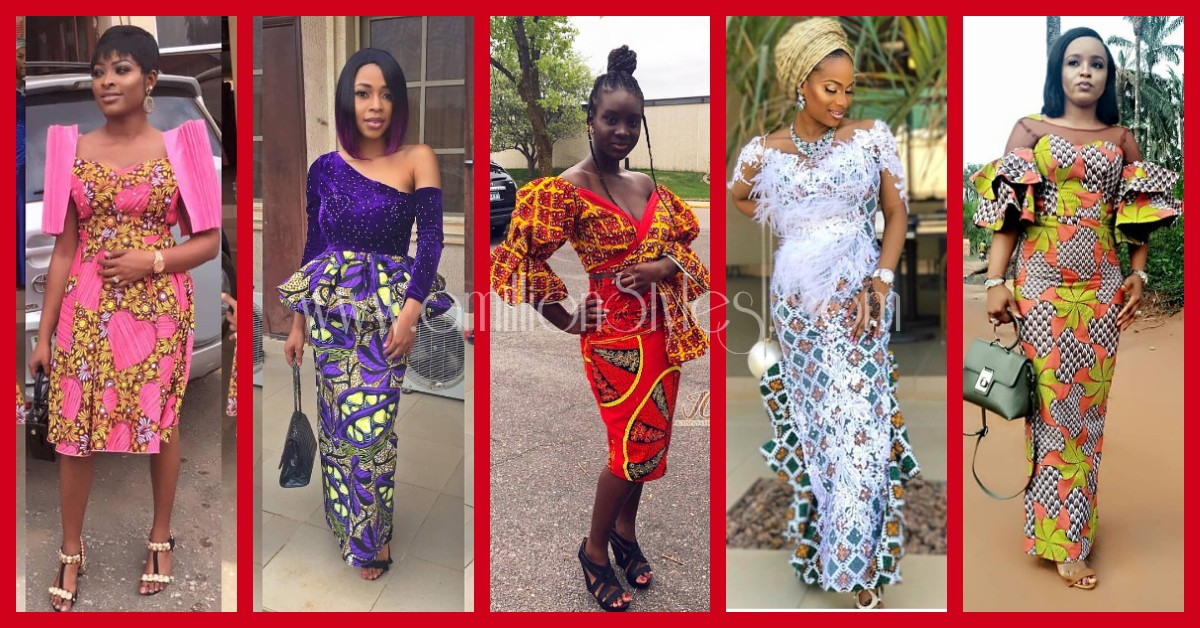 Give Your Wardrobe A New Look With These Hawt Fabulous Ankara Styles