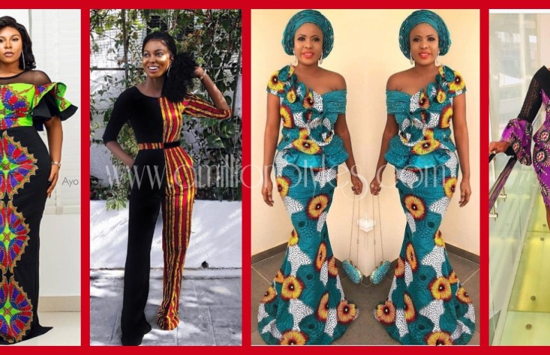 Here Are The Dopest Ankara Styles Of The Week!