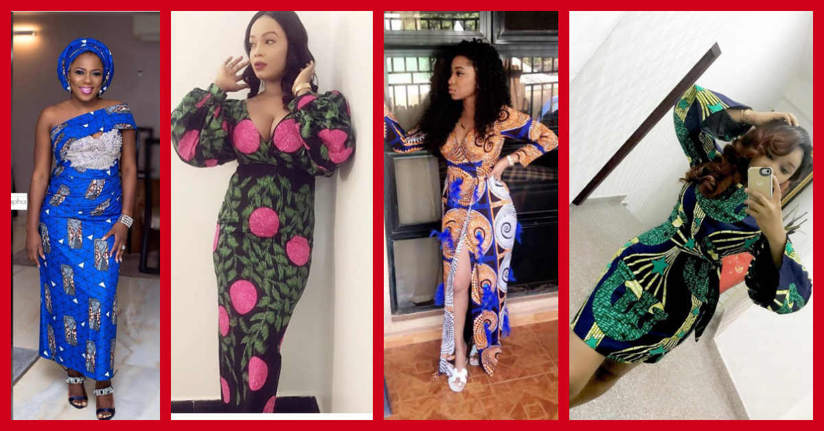 We Get Some Better Ankara Styles Wey No Need Assurance