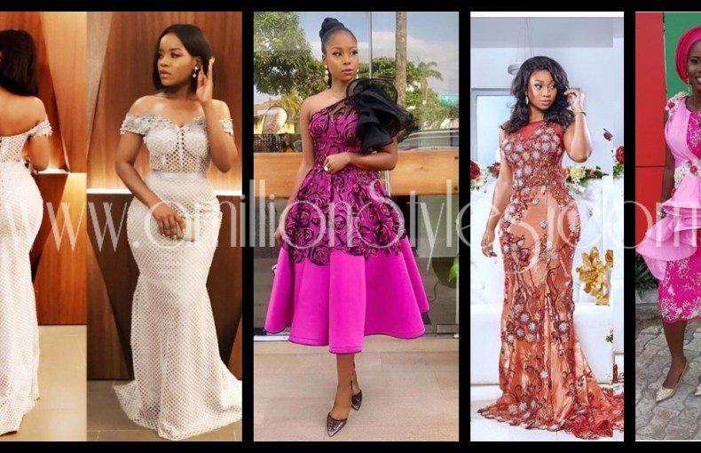 Cop These Sweet Lace Asoebi Inspiration Styles