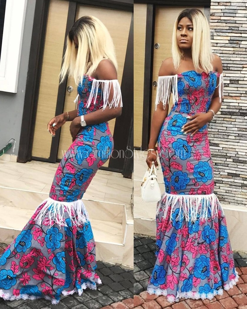 Fringe Asoebi Styles Lookbook 9