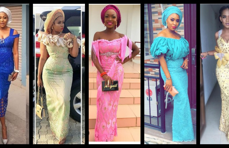 You Will Make The Best Dressed List In These Classy Lace Asoebi Styles