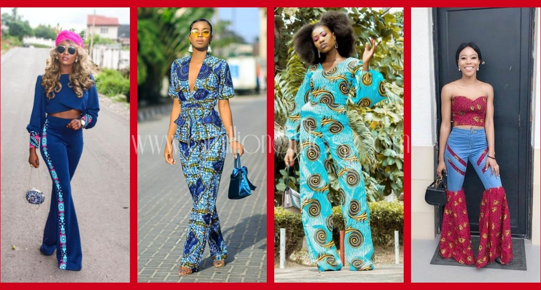Slay In These Gorgeous Ankara Two-Piece Set Styles