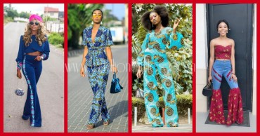 Slay In These Gorgeous Ankara Two-Piece Set Styles