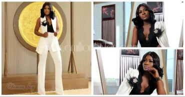 Bbnaija Alex Looking Work Chic Ready In New Photos