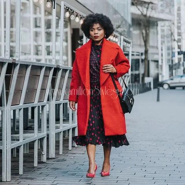 Angolan Blogger Cinosanda Sandele Is Work Chic Goals