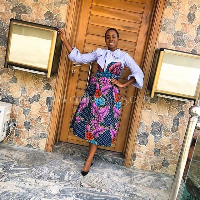 Let These Gorgeous Styles Influence Your Church Outfit This Sunday