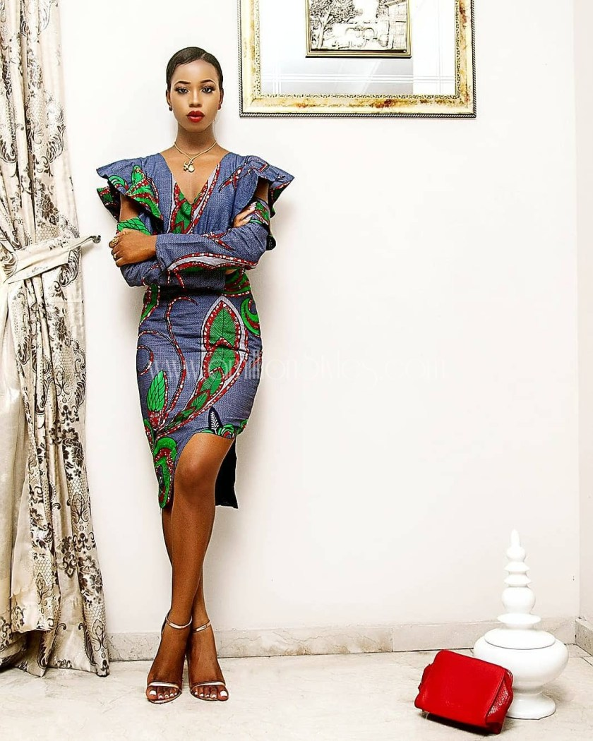 We Are Serving You Serious Ankara Styles Inspiration In This Post