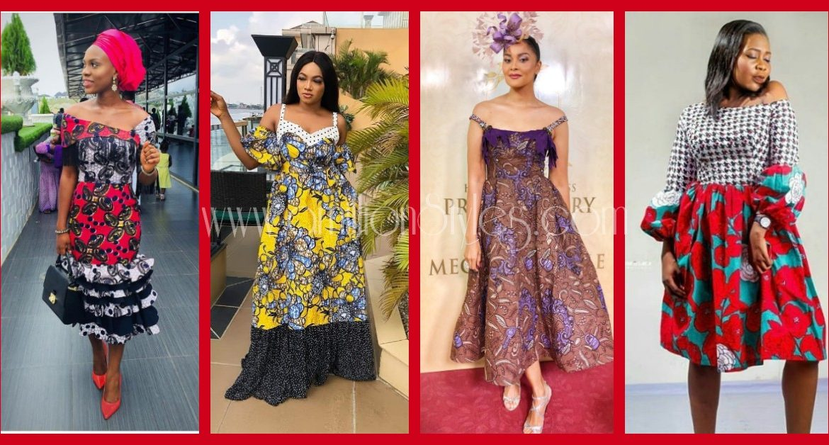 Which Of These Lovely Ankara Outfits Is Your Fav?