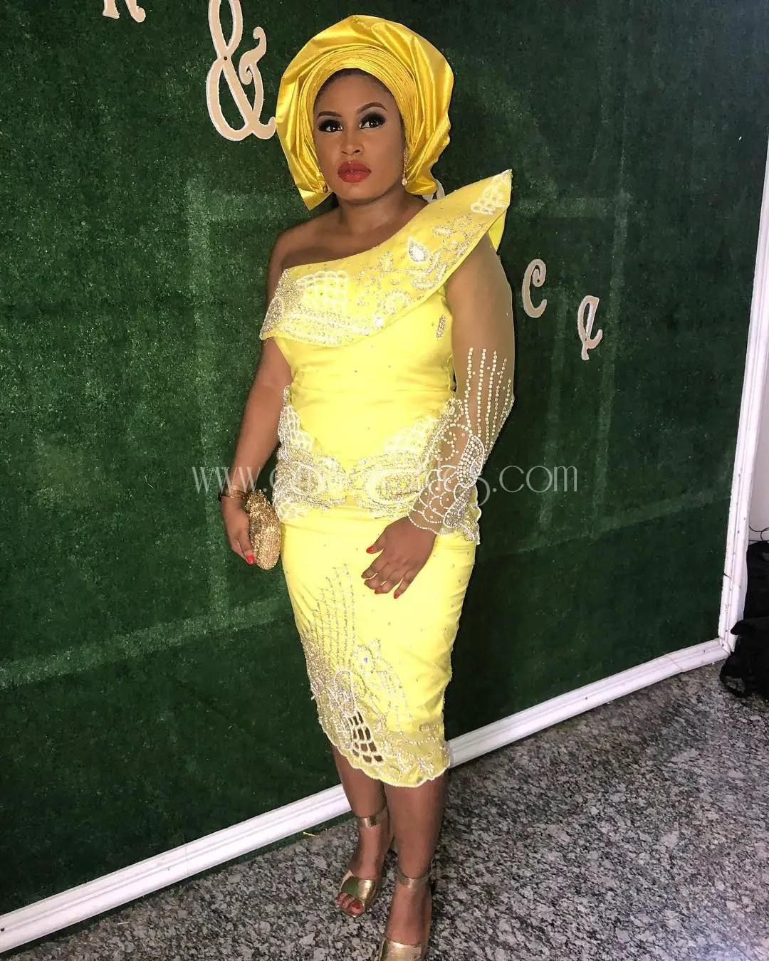 11 Trendy Asoebi Styles Boss Ladies!