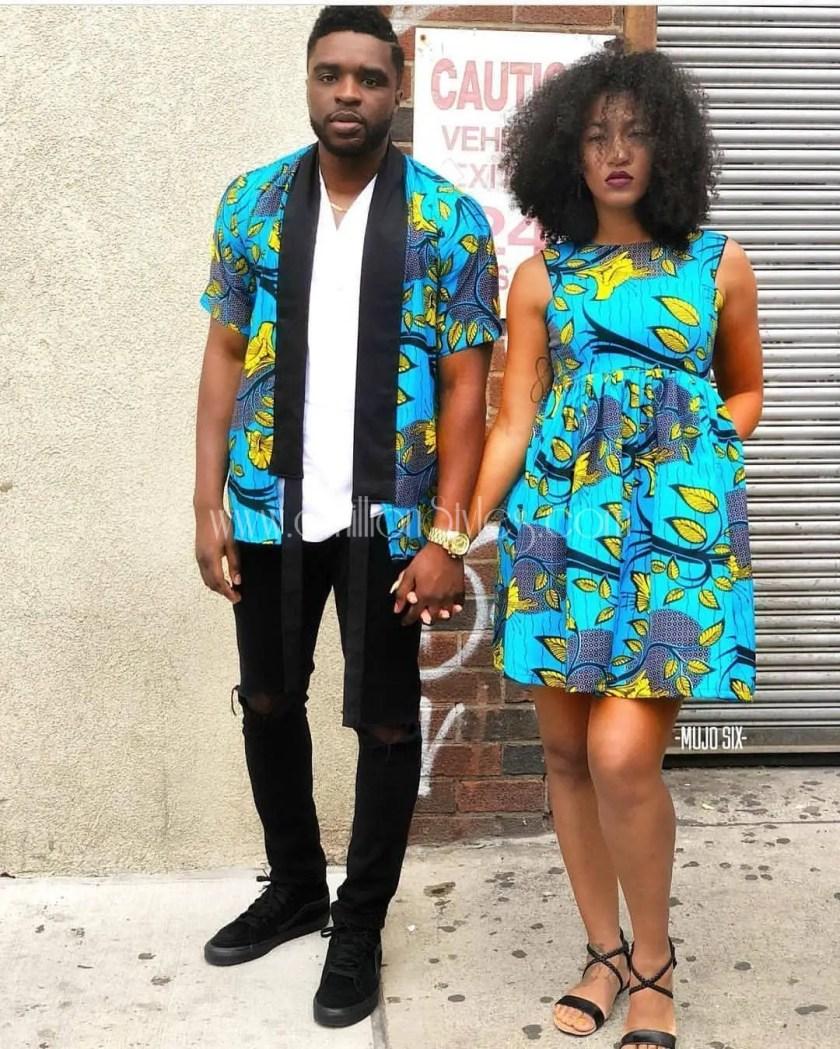 These Fashionable, Stylish Couple Styles Are Goals!