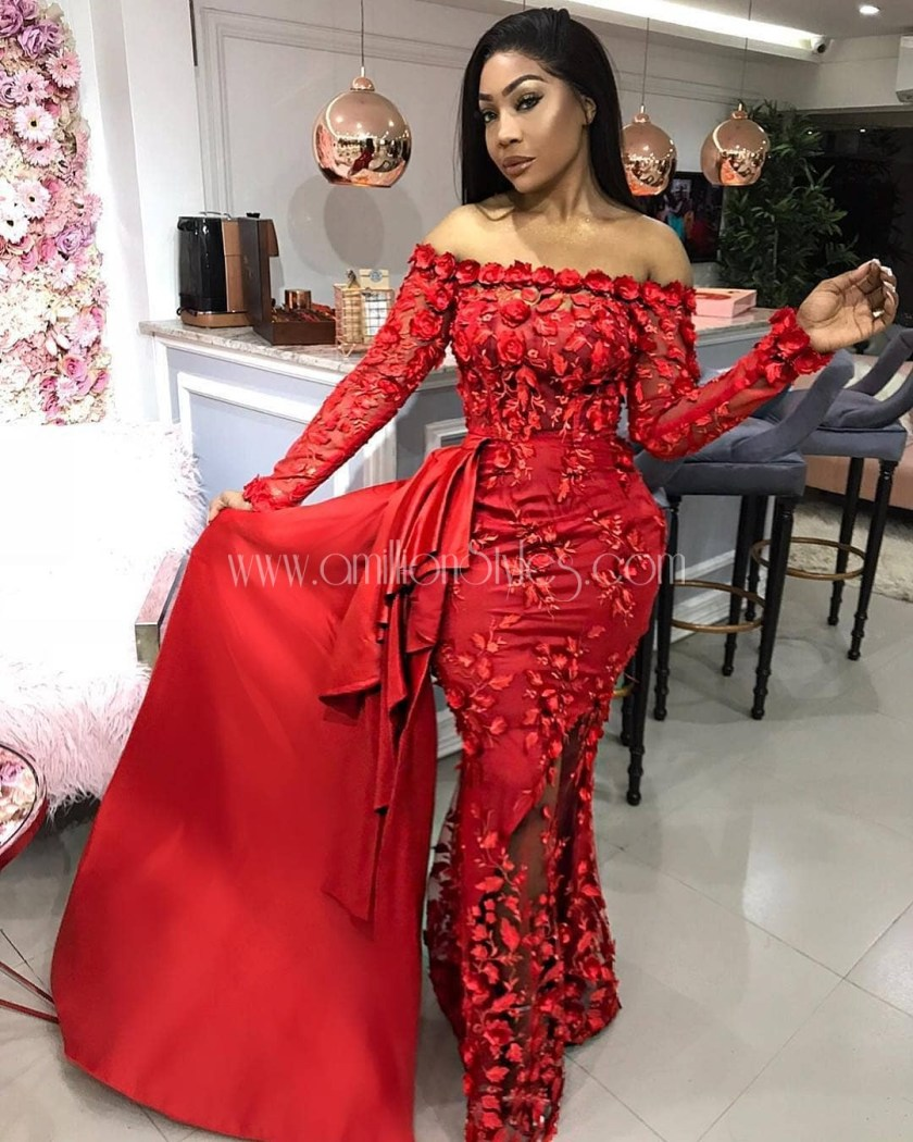 11 Chics That Know How To Rock Very Hawt Asoebi Styles