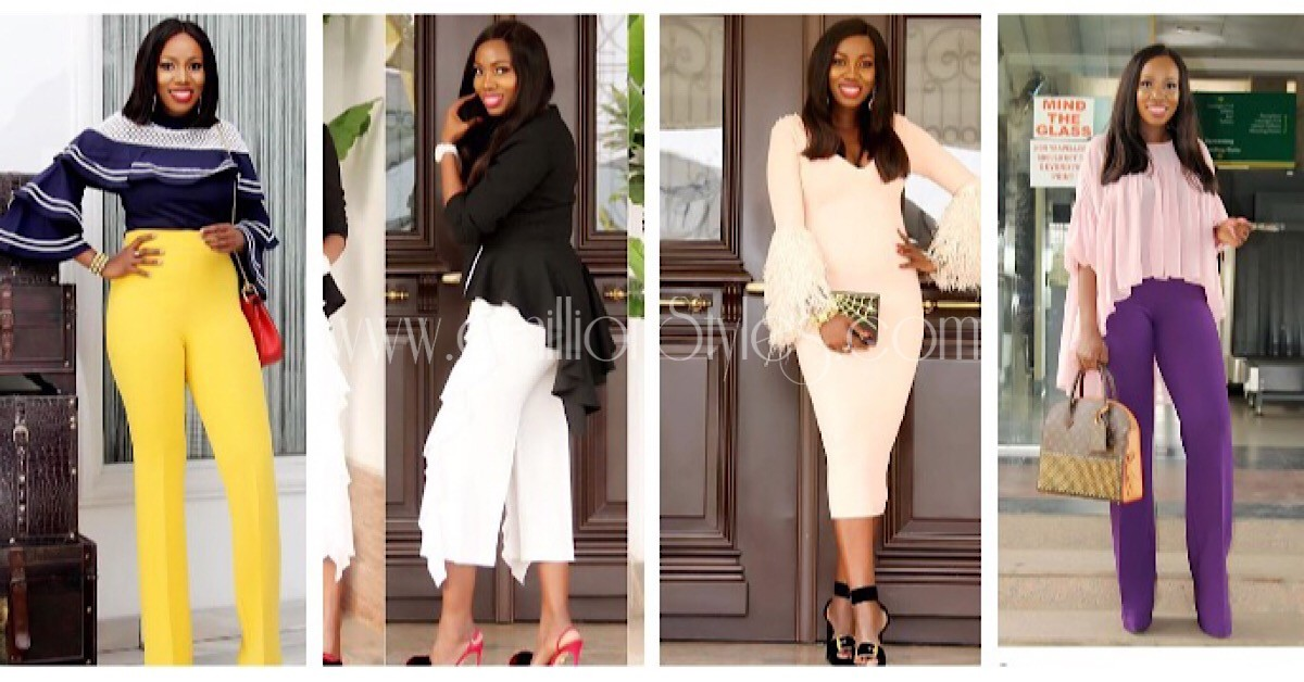 WCW: The Stylish Mimi Yina Of Medlin Couture