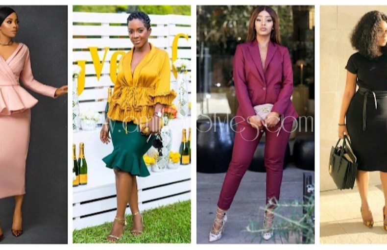 Beautiful Corporate Outfit Inspiration For The Lady Boss