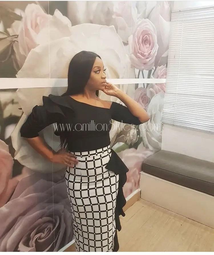 Six Times Nigerian Designer Derin Fabikun Stunned In Her Design