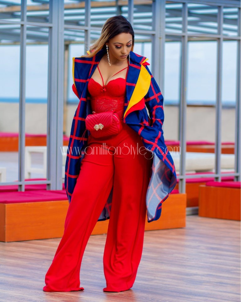 You Will Want All The Pieces From The New Collection Of Clothing Brand Tola Latest Collection Featuring Roseline Meurer