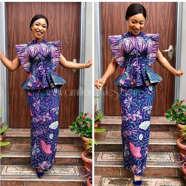 We Are Crushing On Tonto Dike's Church Style