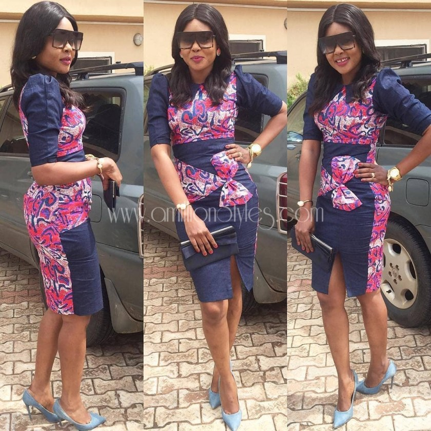 Stylish Ways To Rock Your Trendy Hawt Ankara Outfits